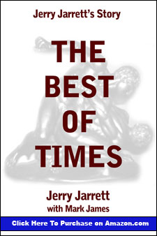 Jerry Jarrett's New Book On Amazon