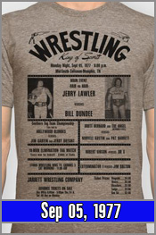 Sep 05, 1977 - Lawler vs Dundee